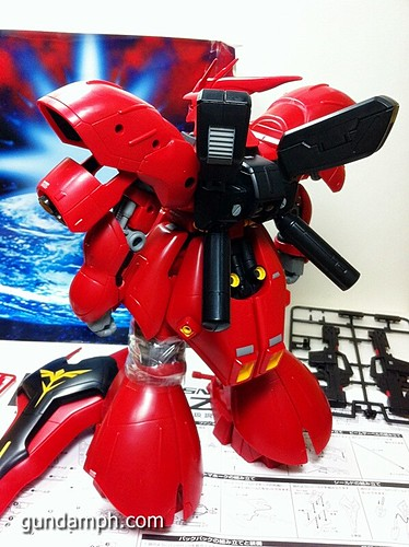 MSIA DX Sazabi 12 inch model (26)