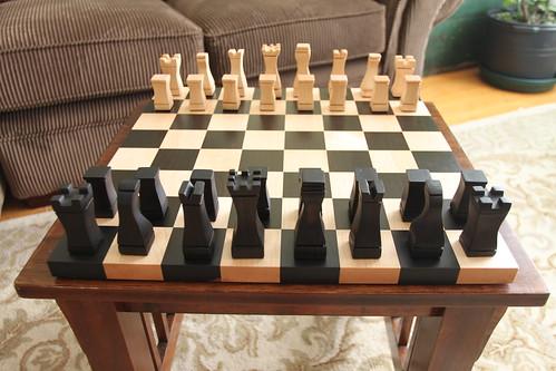 Chess Set by Dan Zen