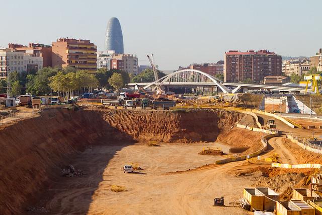 Pont del Treball - Sur - 16-09-11