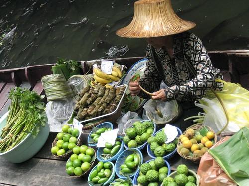17/9/2011 - Mercado Flutuante / Floating Market (Bangkok/Thailand)