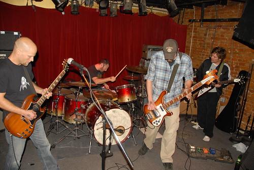 Nitroseed at the Velvet Lounge