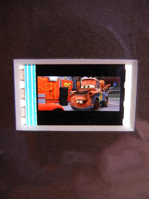 disney cars custom film slide plaque (6)