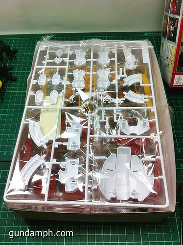 1 144 Devil Gundam Review OOB Build (5)