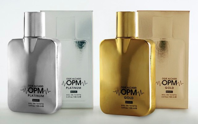Ogie's OPM scents for Bench