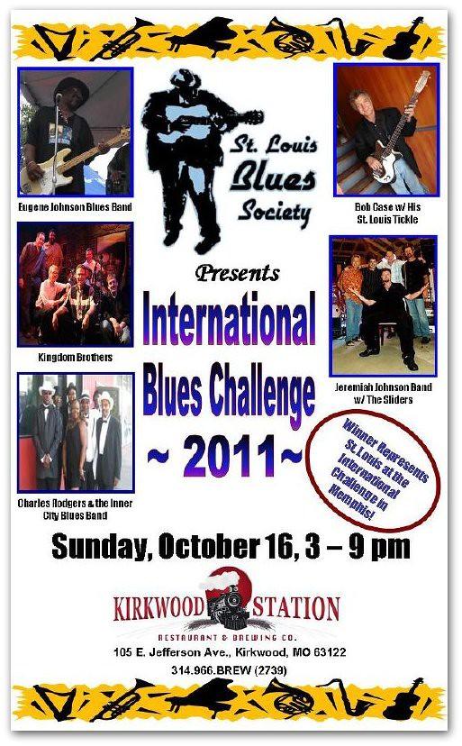 Blues Challenge 10-16-11, 3-9