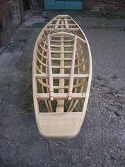 recovery kayak framework