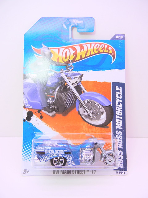 hot wheels boss hoss motorcycle blue (1)