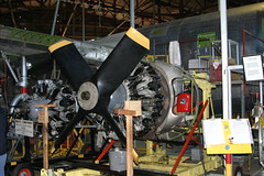 engine for B24 Bomber