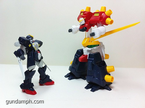 1 144 Devil Gundam Review OOB Build (36)