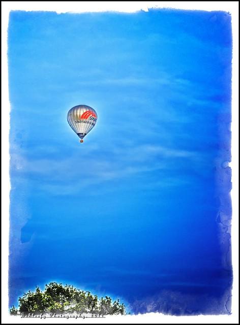 #268/365 Hot-Air Ballon