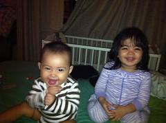 Jordan and Ry