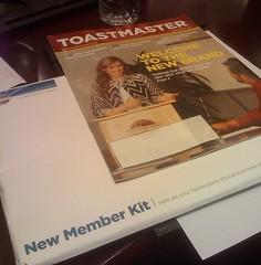 China: Toastmasters Dalian Club -