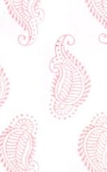 taj paisley pink Rikshaw Design