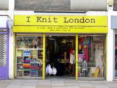 I knit London
