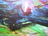 Mario Lavagetto, Quel Marcel!; Einaudi 2011. [resp. grafica non indicate], alla cop.: Claude Monet, Ninfee, 1916-19/Musée Marmottan Monet/Foto Lessing-Contrasto. Copertina (part.), 9