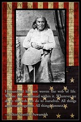 American Legend - Chief Seattle