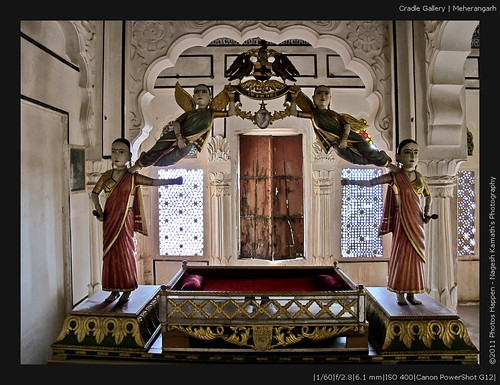 Cradle Gallery   Meherangarh