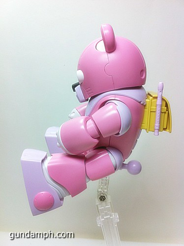 144 HG GB Pink Bearguy Gundam Expo Limited Edition (44)