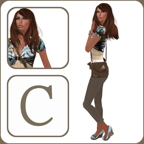 Alphabet Blog Challenge-C
