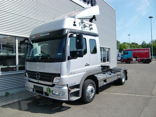 Mercedes-Benz Atego 1324 LS