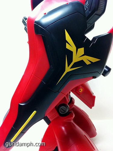 MSIA DX Sazabi 12 inch model (45)