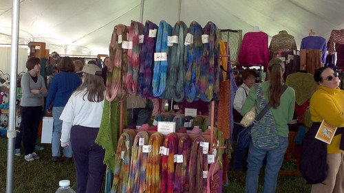Fall Fiber Festival of Virginia 2011