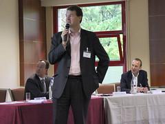 François Lecomte, Forum SMSC