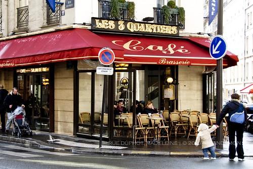 Rue Duphot, Madeleine
