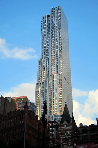 NYC - Civic Center: 8 Spruce Street