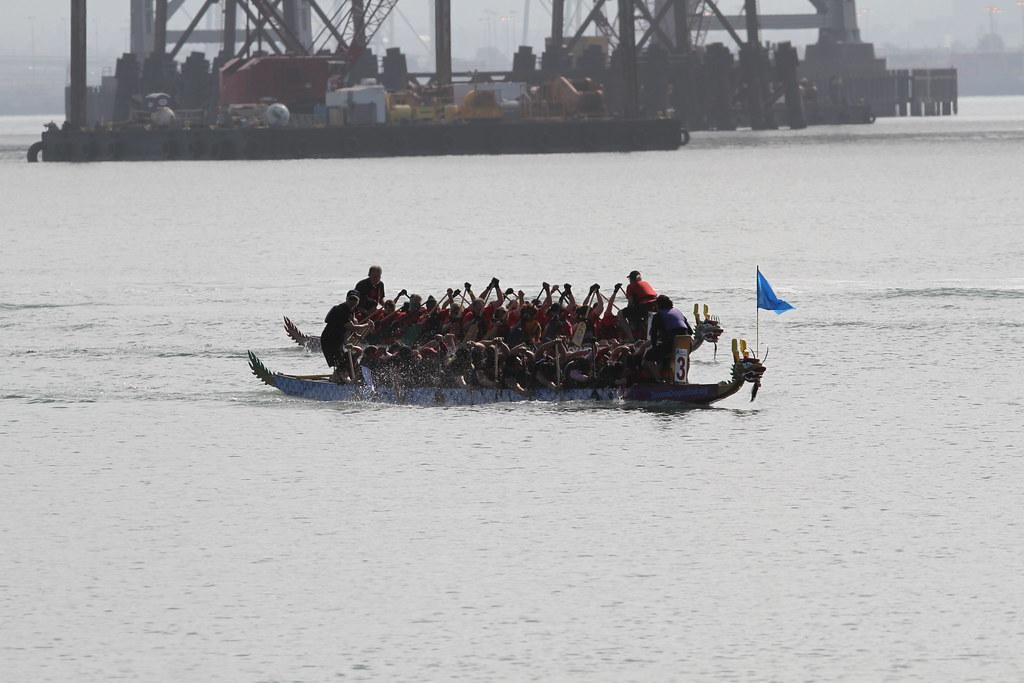 Huawei Dragon Boat Race 2011