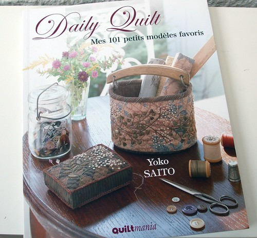Daily Quilt by Yoko Saito
