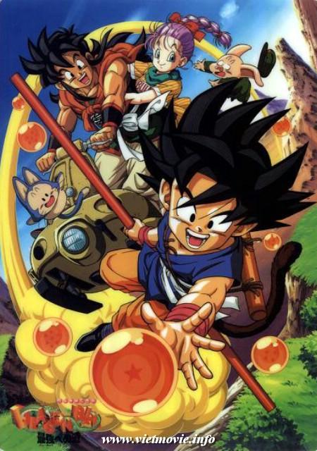 [MediaFire] 7 Viên Ngọc Rồng Phần 1 – Season 1: Dragon Ball (1986-1989)  [DVDRip – Sub Việt] |