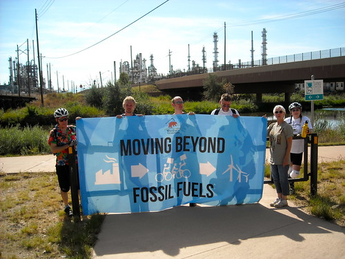 Moving Beyond Fossil Fuels