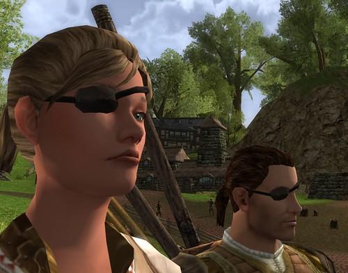 Keltorn & Everwyn's Eye-patches