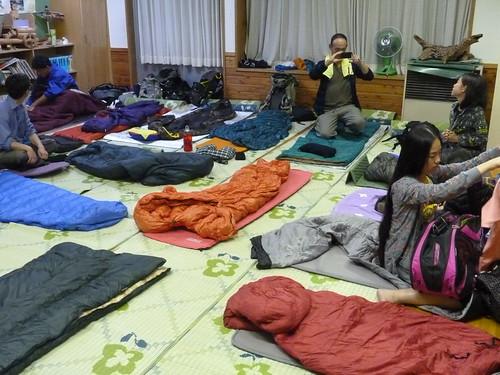 住田町基地, 陸前高田・大船渡でボランティア Volunteer at Rikuzentakata, Iwate pref. Deeply Affected Area by the Tsunami of Japan Earthquake