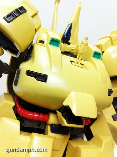 MG The-O PMX-003 Review OOB Build (73)