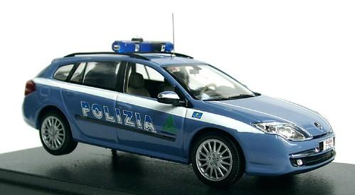 Autoparco Laguna Polizia