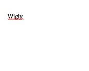 Wigly