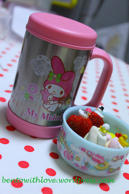 Thermal Container for her from Sanrio