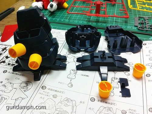 1 144 Devil Gundam Review OOB Build (13)