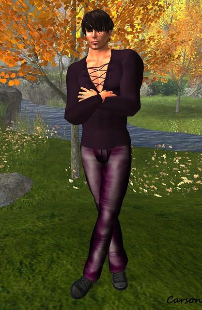 DragonLady's Closet - Plum Unseelie Outfit
