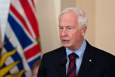 Governor General of Canada visits Victoria