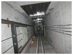 Elevator Shaft, New York, NY
