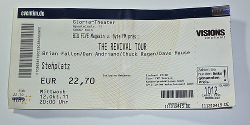 Revival Tour