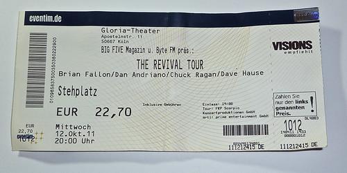 Revival Tour