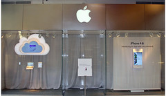 Steve Jobs Apple Store Memorial