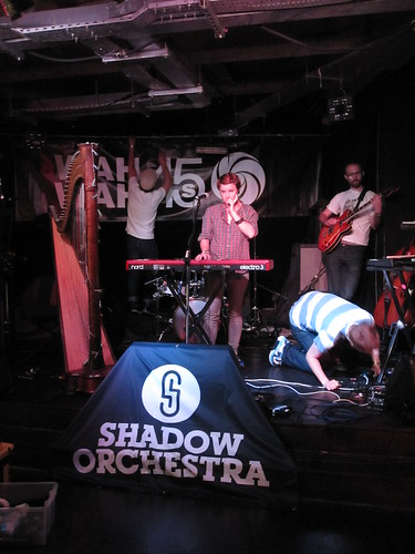 Shadow Orchestra Soundcheck