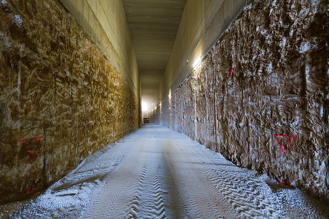 Vista del corredor del AVE - 15-09-11