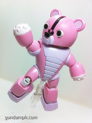 144 HG GB Pink Bearguy Gundam Expo Limited Edition (35)