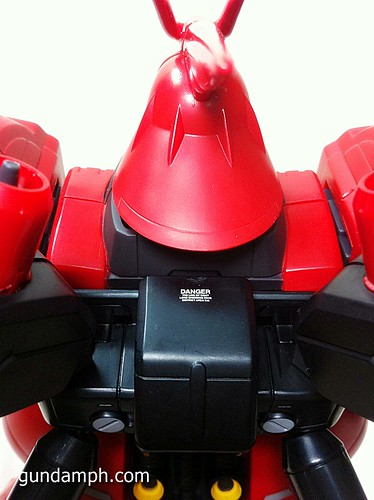 MSIA DX Sazabi 12 inch model (50)